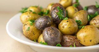 De ce trebuie sa mananci cartofi noi in fiecare zi! Au beneficii nebanuite pentru sanatate!