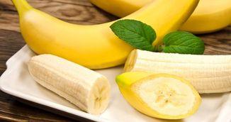 Ce boli poti trata cu ajutorul bananelor