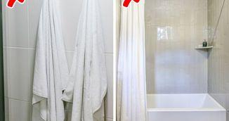 De ce sa nu-ti mai strangi niciodata prosopul ud dupa baie - Cum te poate imbolnavi