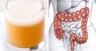 Bautura de casa care iti scoate toxinele si parazitii din colon