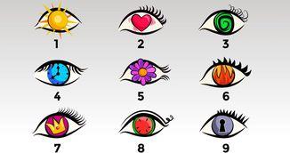 Test: Alege ochiul care iti place mai mult si afla un secret al personalitatii tale