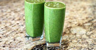 Cum sa faci un smoothie verde, doza perfectă de vitamine pentru mic-dejun perfect
