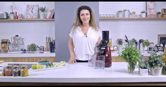 Carmen Bruma dezvaluie reteta sucului care te ajuta sa te lasi de fumat