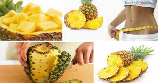Dieta cu ananas - Slabesti 5 kilograme in 3 zile