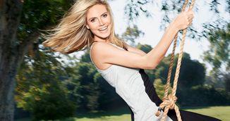 Secretul frumusetii lui Heidi Klum. Ce face ca sa arate atat de bine la 45 de ani