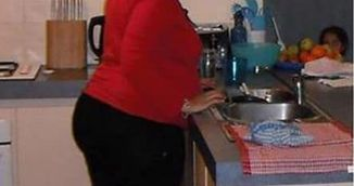 Mamica asta a slabit peste 80 de kilograme si a devenit modelul care a visat sa fie intotdeauna!
