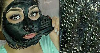 Afla totul despre masca neagra, cea mai populara masca de fata! De ce trebuie sa o incerci si ce efecte secundare are!
