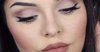 VIDEO! Invata sa faci acest machiaj uimitor a la Kylie Jenner! Uite cat e de usor!
