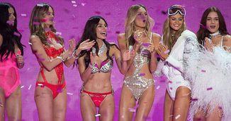 Dezvaluirile modelor de la Victoria's Secret! Cum isi mentin silueta ingerasii cu forme de invidiat