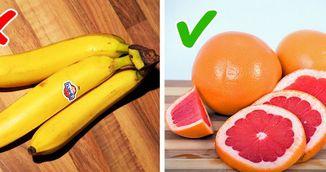 Ce fructe trebuie sa mananci ca sa nu te ingrasi