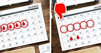 Ai sangerari intre menstruatii? Uite cum poti scapa de problema