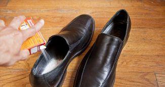 Genial! Scapa pentru totdeauna de mirosul neplacut al pantofilor! Ai nevoie de un ingredient care costa 2 lei!