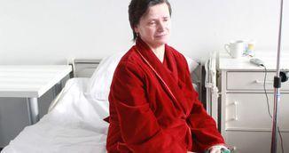 Romanca asta bolnava de cancer in stadiu terminal s-a vindecat in mod miraculos! Uite cum a reusit!