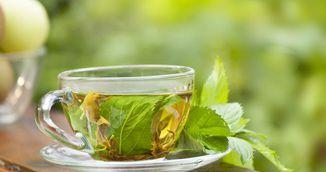 Ce ti se intampla daca bei ceai de menta zilnic
