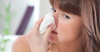 Ai nasul infundat? Asa scapi rapid de problema. Patru remedii naturiste cu rezultate pe loc