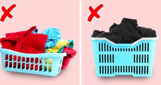 De ce sa nu mai sortezi rufele pe culori inainte de a le baga la spalat