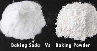 Diferenta dintre bicarbonat de sodiu si praf de copt! Toata lumea trebuie sa stie asta!