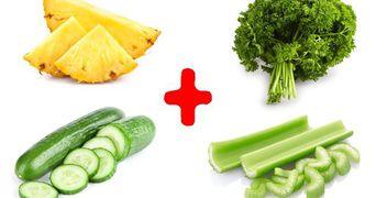 Combinatia de patru ingrediente care te ajuta sa scapi rapid de burta. Face minuni pentru silueta