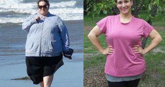 Femeia asta a slabit 87 de kilograme! Uite cum a reusit! Vei incerca si tu!
