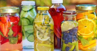 Cum se prepara apa detoxifianta pentru slabit. Aceasta este reteta originala