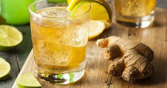 Cum sa-ti faci cea mai eficienta limonada de ghimbir pentru arderea grasimilor!