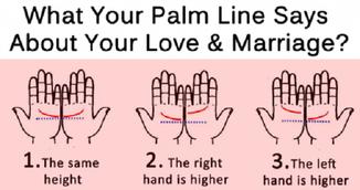 Uneste-ti mainile si observa daca aceste linii din palma se aliniaza! Uite ce inseamna!